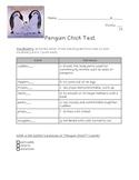 Penguin Chick Test: Kid-friendly!