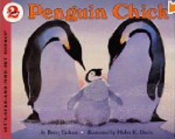 Penguin Chick Treasures Flipchart