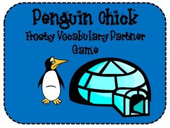 Penguin Chick Vocab Partner Game