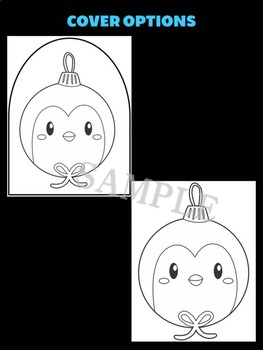Penguin Christmas Ornament - Jackie's Crafts, Winter Activities, Writing