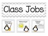 Penguin Class Jobs Chart