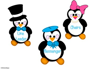 Penguin Classroom Management Set