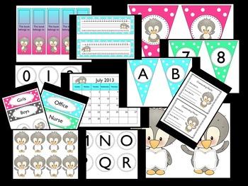 Penguin Classroom Packet