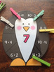 Penguin Clip - Addition and Subtraction Center