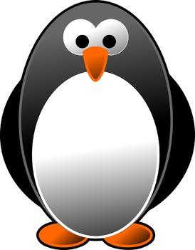 Penguin Clip Art - Free