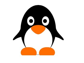 Penguin Clip Art and Templates