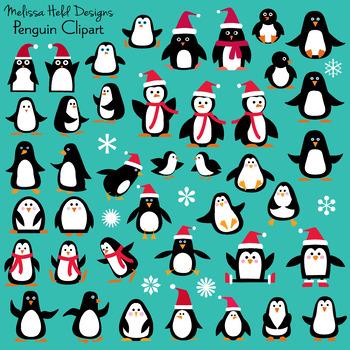 Penguin Clipart