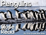 Penguin Close Read