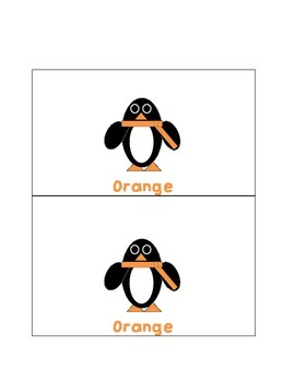 Penguin Color Match