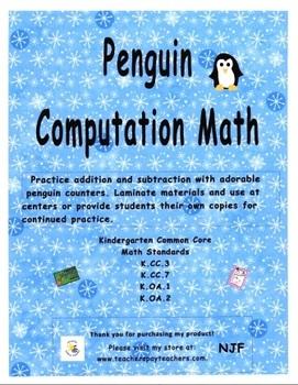 Penguin Computation Math