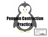 Penguin Contraction Practice