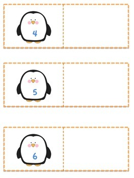 Penguin Counting