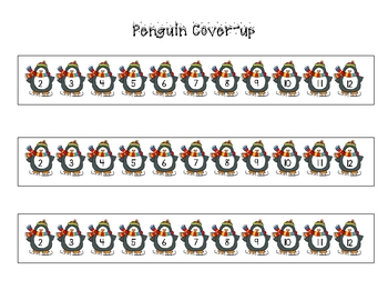 Penguin Cover-up
