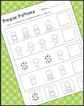 Penguin Craft & Penguins Activities
