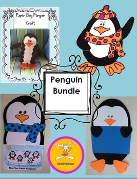 Penguin Craft Bundle