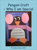 Penguin Craft - Why I am Special