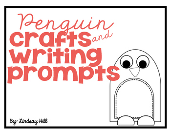 Penguin Craft & Writing Prompts