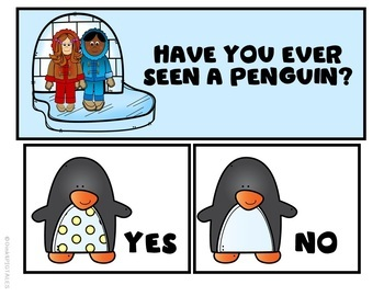 PENGUINS Craft and Informational Writing Activities