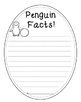 Penguin Craft Activities for Speech Therapy