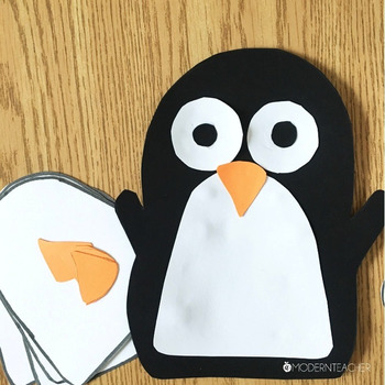 Penguin Craftivity