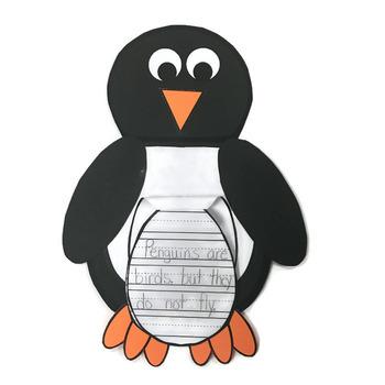 Penguin Craftivity