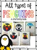 Penguin Craftivity Book