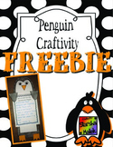 Penguin Craftivity (S.Malek Freebie)
