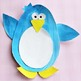 Penguin Craft Template