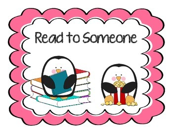 Penguin Reading Rotations Pack - Extended!