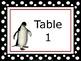 Penguin Decor