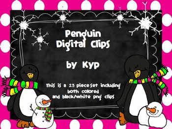 Penguin Digital Clips