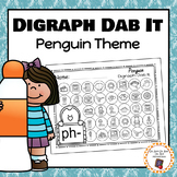 Penguin Digraph Dab It Worksheets