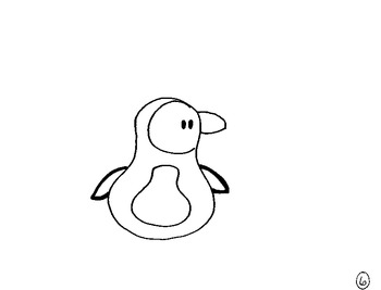 Penguin Directed Draw