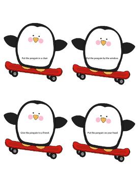 Penguin Directions