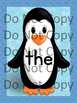 Penguin Dolch Pre-Primer - Third Grade Sight Word Posters and Flashcards