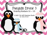 Penguin Draw 3: Ordering Numbers