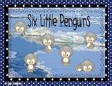 Penguin Emergent Reader for Smartboard