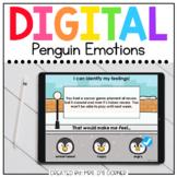Penguin Emotions Digital Activity | Distance Learning | Ho