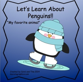Penguin Facts: Matching Fun!