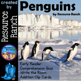 Penguins Printable Activities