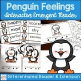 Penguin Feelings Emergent Reader