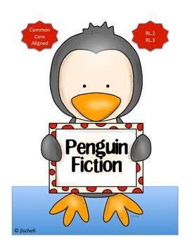 Penguin Fiction Book Study
