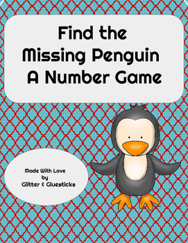 Penguin Find the Missing Number