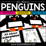 Penguins Flap Book {Graphic Organizers & Flap Book Templates}