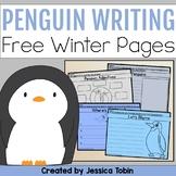 Free Penguin Writing Pack