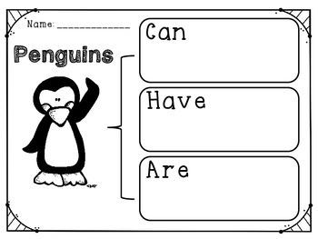 Penguin Freebies