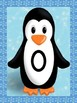 Penguin Full Page Math Number Posters 0-100