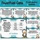 Penguin Fun: Mixed Word Problems PowerPoint Mini Game
