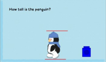 Penguin Fun Preschool and Kindergarten for Interactive SmartBoard (Notebook 11)