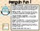 Penguin Fun! (craftivity, language arts, and math activities)